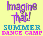 Imagine That Summer Dance Camp New Orleans